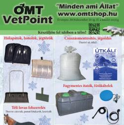 OMT - Haszonújság 2018.téli kiadás