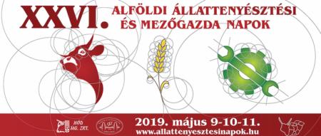 XXVI. Alföldi Állattenyésztési és Mezőgazda Napok 2019